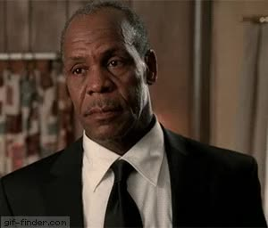 Watch and share Danny Glover GIFs and No GIFs on Gfycat