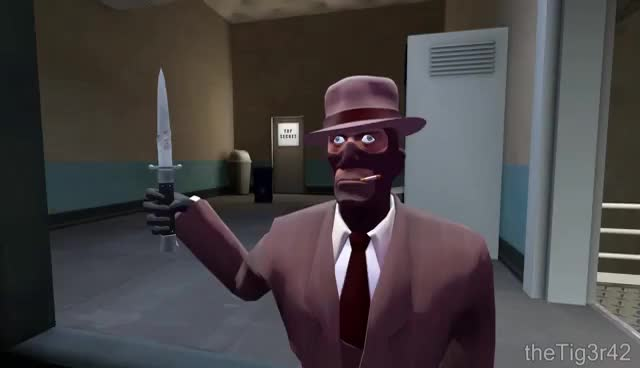 Watch Spy sees cake GIF on Gfycat. Discover more spy, team fortress 2, tf2 GIFs on Gfycat