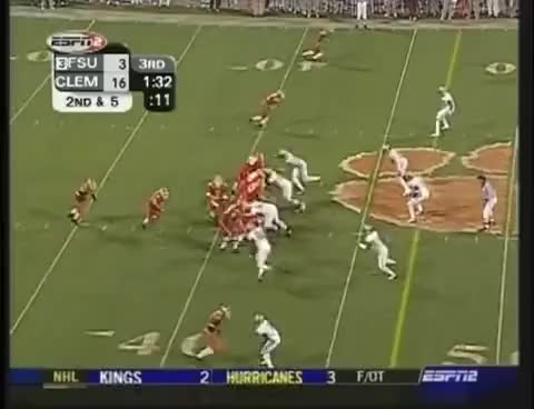 Watch 2003 Clemson vs Florida State Football Game GIF on Gfycat. Discover more related GIFs on Gfycat