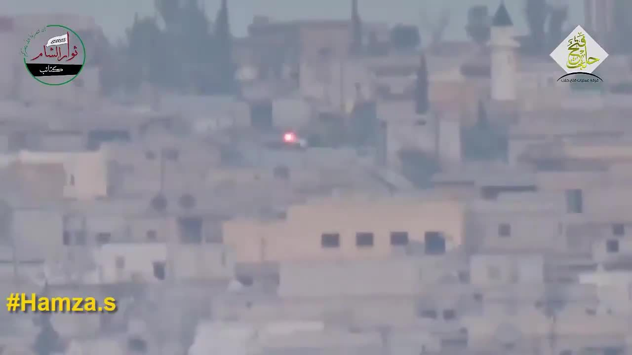MilitaryGfys, militarygfys, Syrian Army Backup Driver make TOW Missile Fail GIFs