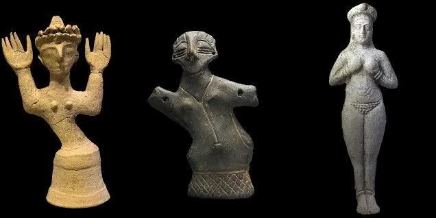 dance, goddesses, Dancing fertility goddesses GIFs