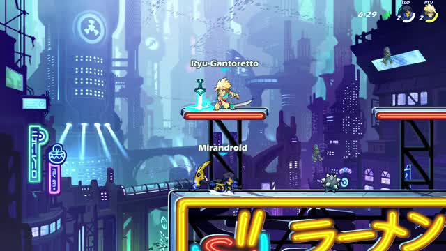 Watch and share Brawlhalla Has The Smartest Bots GIFs on Gfycat