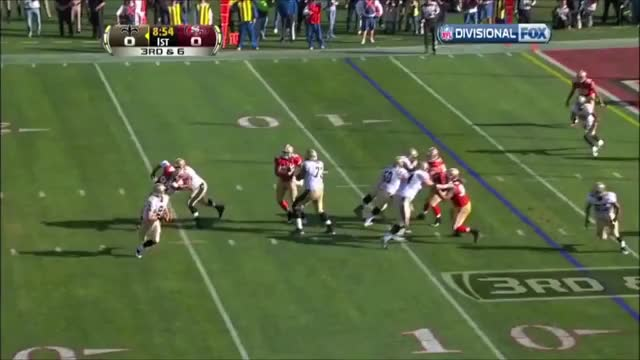 Watch Donte Whitner monster hit Pierre Thomas 49ers vs Saints NFC 2012 HD GIF on Gfycat. Discover more donte, hit, whitner GIFs on Gfycat