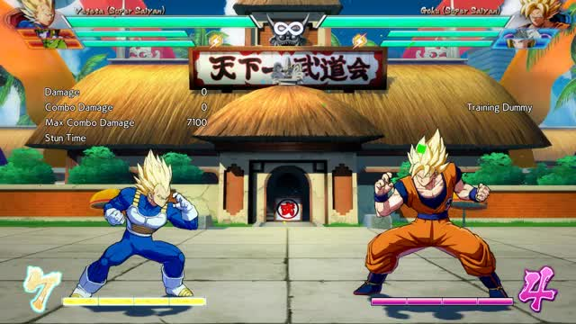 Watch V4 GIF on Gfycat. Discover more Dragon Ball FighterZ, dbfz GIFs on Gfycat