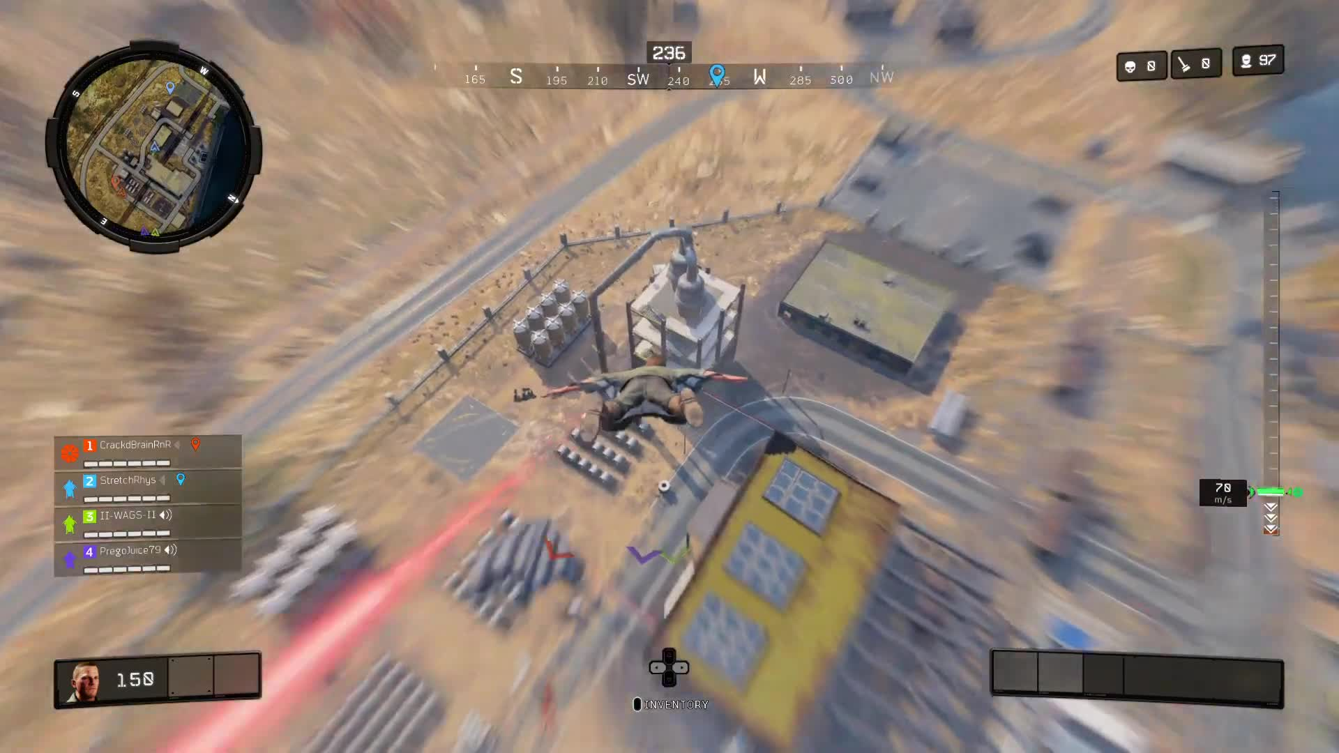 Gaming, StretchRhys, black ops 4, blackout, call of duty, playstation, Call of Duty: Blackout - Shotgun launcher GIFs