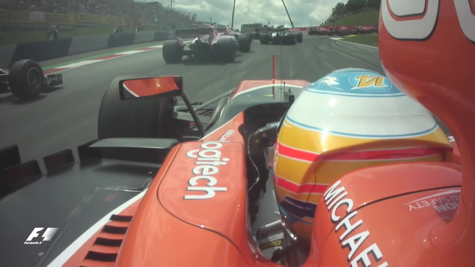f1, formula 1, formula one, 2017 Austrian Grand Prix | Best Of Team Radio GIFs