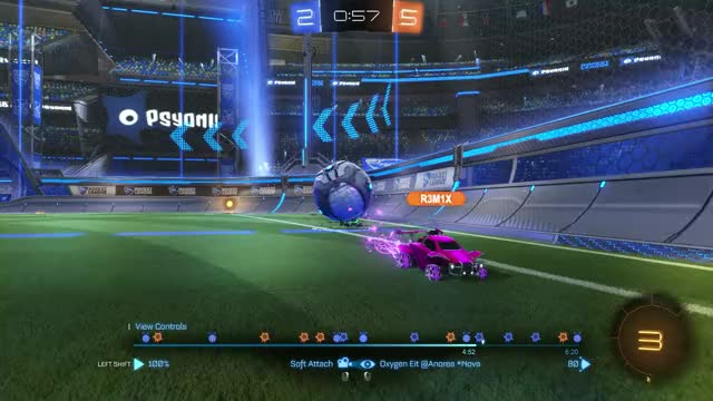 Watch and share Rocket League GIFs by thegamereitan on Gfycat