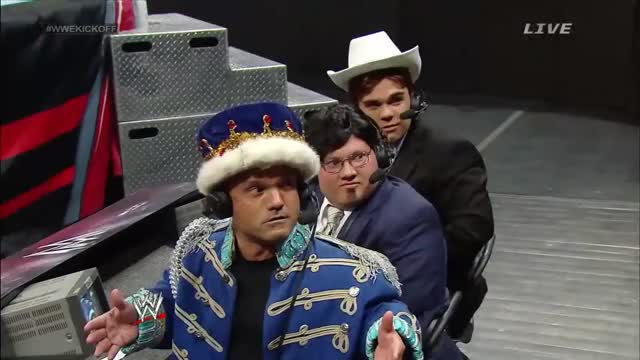 Watch The commentary GIF by Blaze Inferno (@blazexinferno) on Gfycat. Discover more Funny, JBL, Jerry Lawler, Justin Roberts, Michael Cole, Ricardo Rodriguez, TLC GIFs on Gfycat