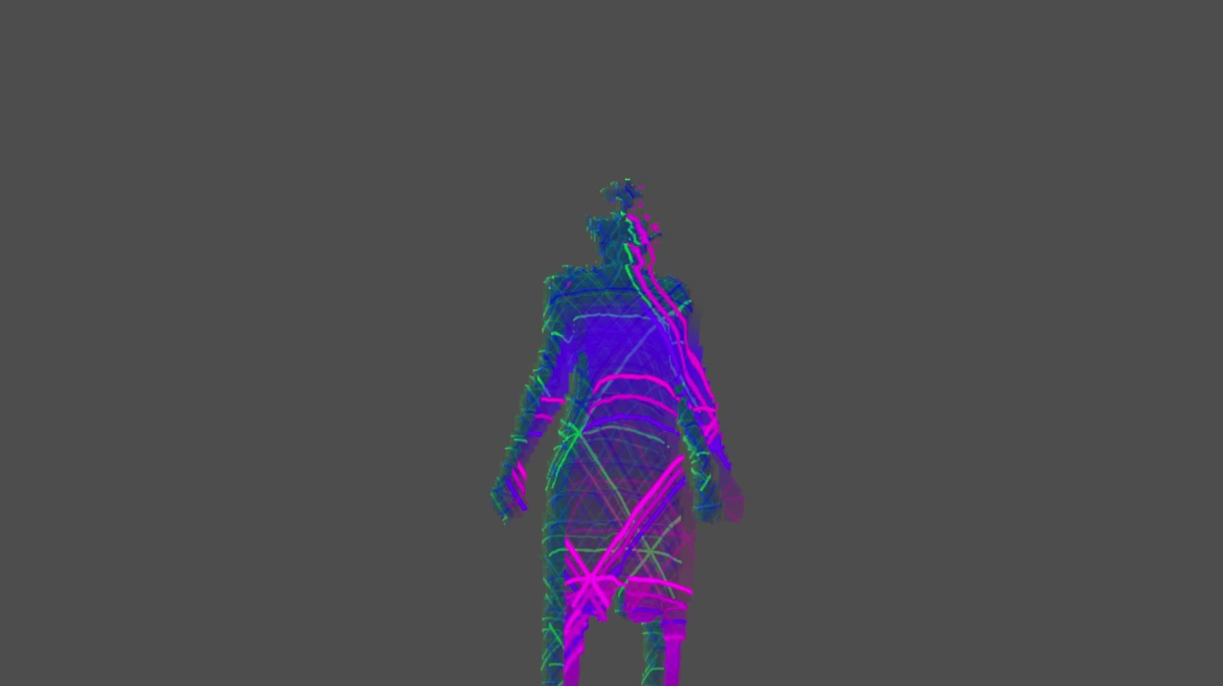 colors, digitalart, digitalpainting, immersiveart, kinect, psychedelic, spacepainting, virtualreality, vr, prayer GIFs