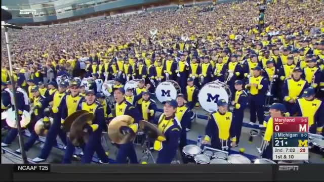 Watch Maryland vs Michigan football 2016 GIF on Gfycat. Discover more maryland vs michigan, maryland vs michigan 2016, michigan GIFs on Gfycat