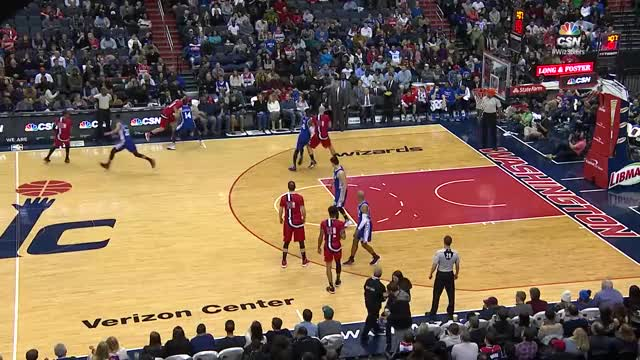 Watch Gortat Stuffs Gerald Henderson GIF by Razzball (@razzball) on Gfycat. Discover more basketball, highlights, nba GIFs on Gfycat