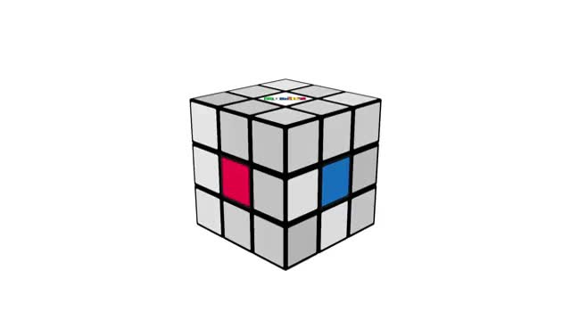 Watch and share How To Solve A Rubik's Cube | OFFICIAL TUTORIAL PART 1 GIFs on Gfycat