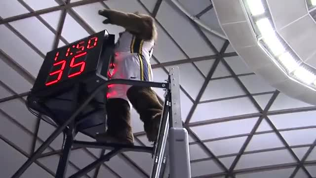 Watch Never has such a static mascot mask conveyed such instant regret. (reddit) GIF on Gfycat. Discover more instant_regret, saltlakecity GIFs on Gfycat