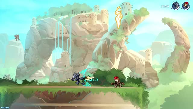Watch and share Brawlhalla GIFs and Game GIFs by DeviLyra on Gfycat