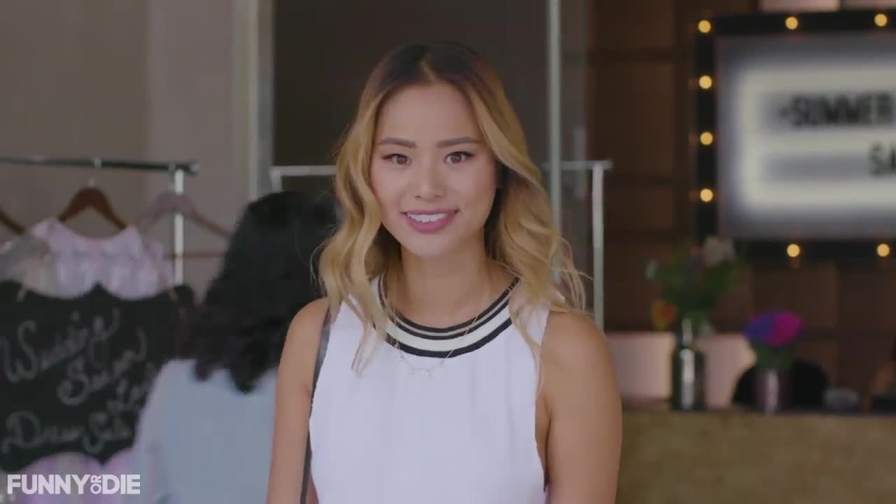 awesome, fod, funny or die, funnyordie, jamie chung, visa vows the wedding expenses credit card, AWESOME GIFs