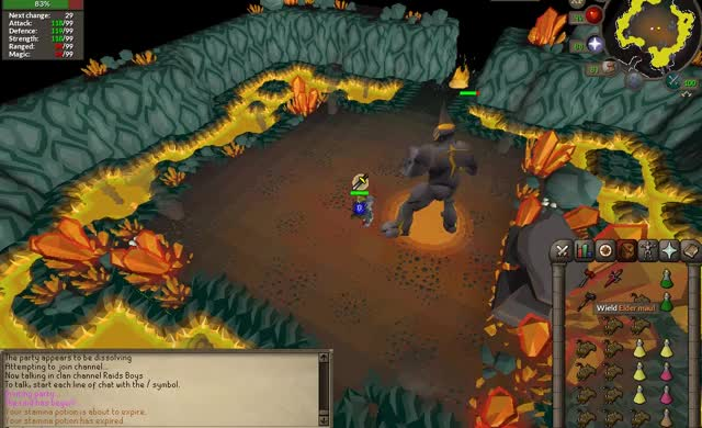 Watch Elder maul + Bulwark = Easy Tekton solo's (reddit) GIF on Gfycat. Discover more 2007scape GIFs on Gfycat