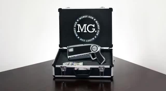 Watch More Cash Gun GIF on Gfycat. Discover more cash, gun GIFs on Gfycat