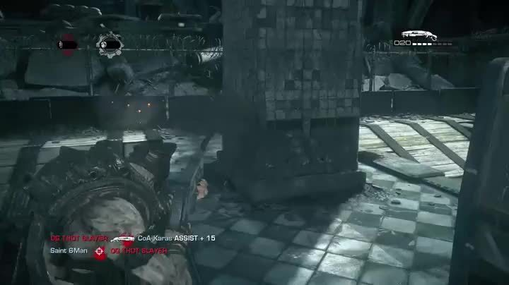 gearsofwar, Moments like this is why i play this game. GIFs
