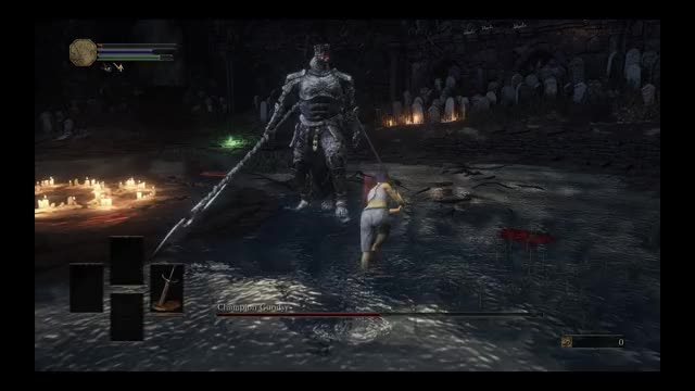 Watch and share Gundyr Dodge GIFs on Gfycat