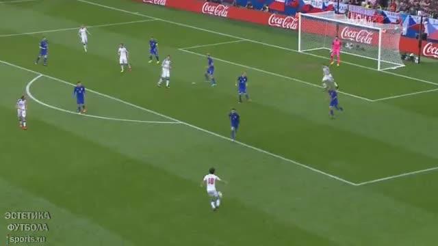 Watch and share Milan Škoda Goal GIFs by Эстетика Футбола on Gfycat