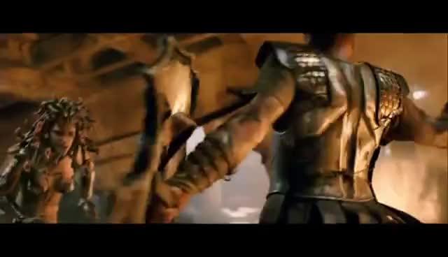 clash of titans, rush GIFs