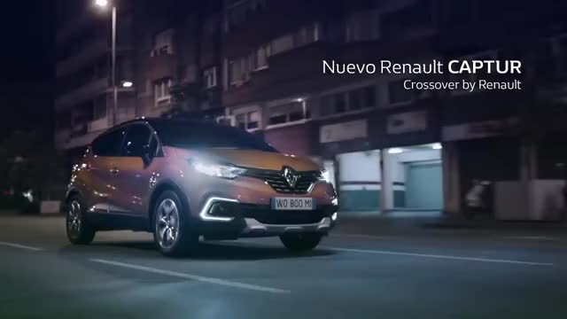 Watch and share Anuncio Renault Captur 2017 GIFs on Gfycat