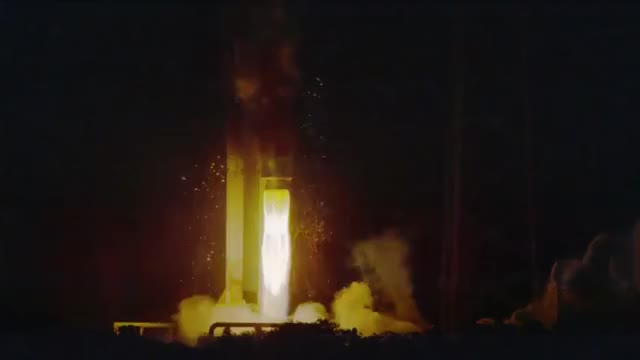 Nasa resupply launch