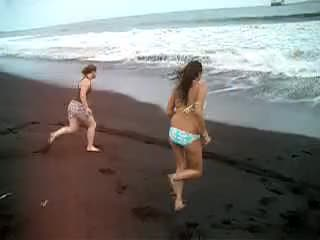 Watch and share Funny Beach Blooper GIFs on Gfycat