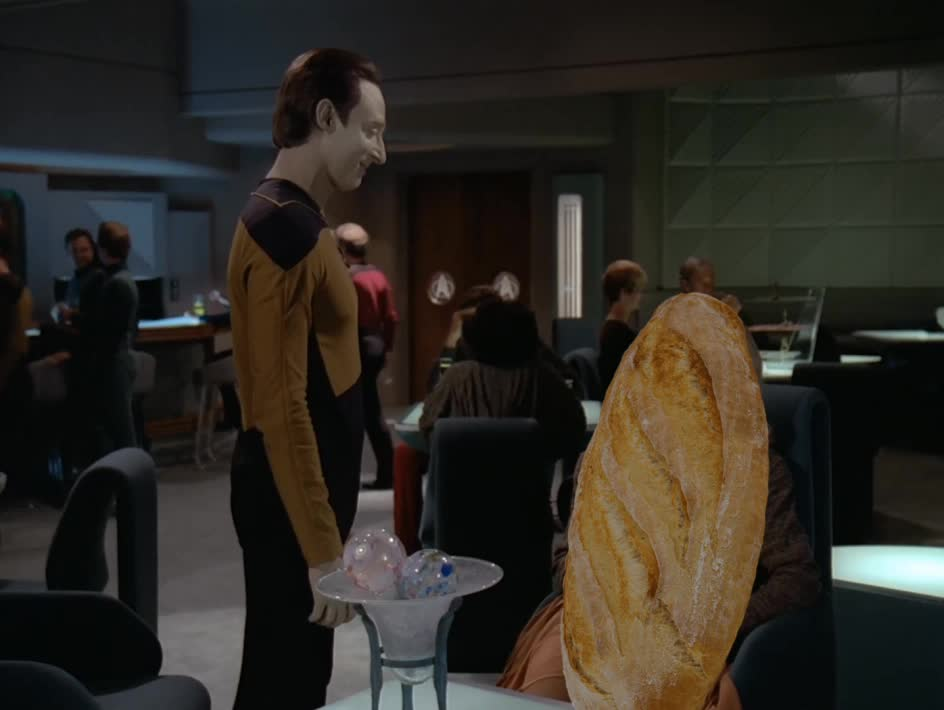 Star Trek, The Next Generation, MRW I almost forget I'm on a keto diet GIFs