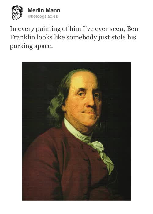 Watch and share Ben Franklin GIFs on Gfycat