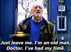 Watch and share Bernard Cribbins GIFs and Doctor Who Meme GIFs on Gfycat