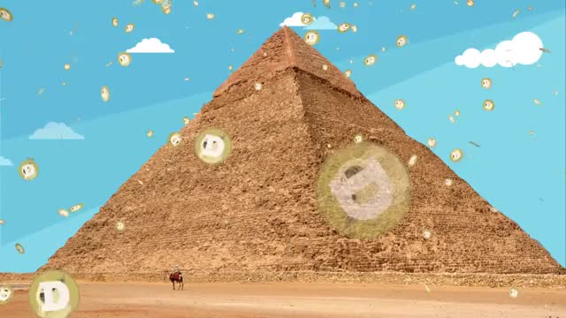 Watch and share Great Pyramids GIFs and Dogecoin GIFs on Gfycat