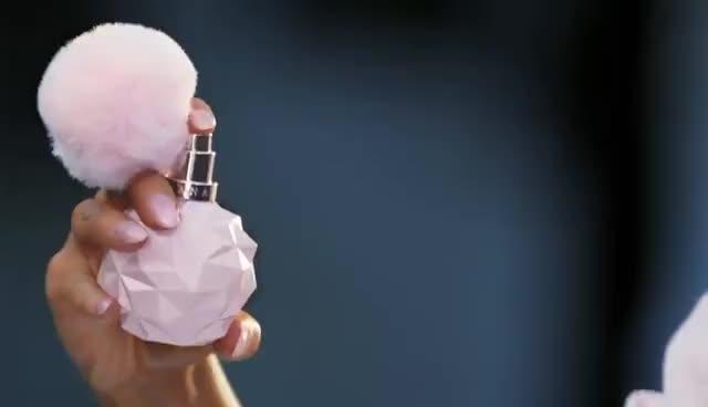 Ariana Grande Perfume GIFs