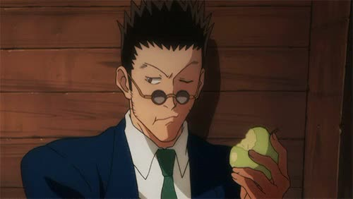Watch Hunter x Hunter 30 Day Challenge Day 7 - Character I relate  GIF on Gfycat. Discover more Leorio Paradinight, hunter x hunter, hxh, leorio, mine, p GIFs on Gfycat