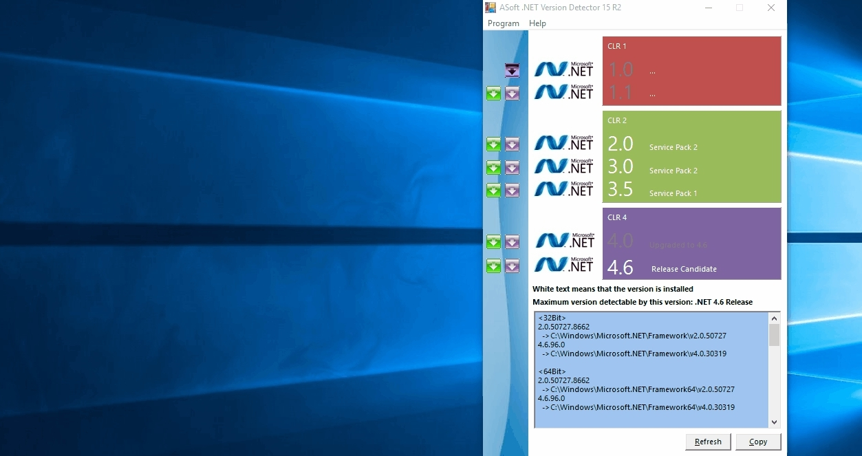 Guide to a Fully Functional .NET Framework in Windows