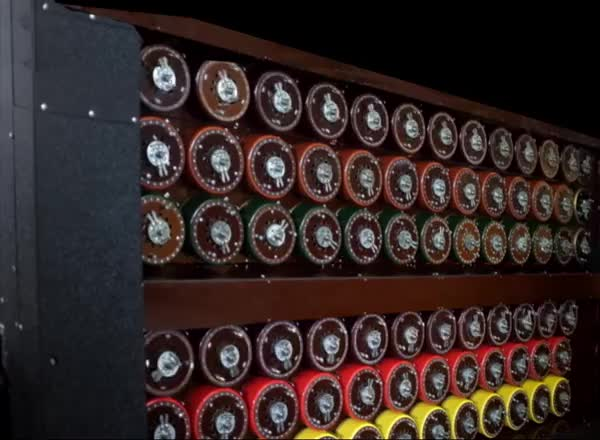 Watch and share Turing Bombe Recreation (reddit) GIFs on Gfycat