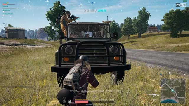 Watch and share Pubg GIFs by Damo13579 on Gfycat