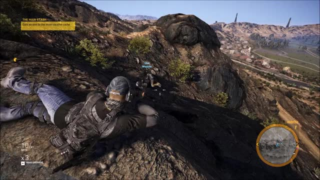 Watch this GIF by @boberto on Gfycat. Discover more GhostRecon GIFs on Gfycat