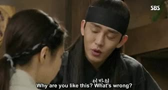 Watch [mslee's thoughts] GIF Ep.15 Six Flying Dragons - Bang Won and Boon Yi GIF on Gfycat. Discover more related GIFs on Gfycat