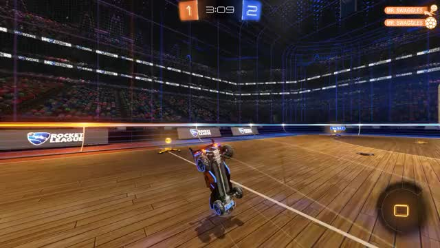 Watch and share Rocket League GIFs and Hoops GIFs by platymusprime on Gfycat