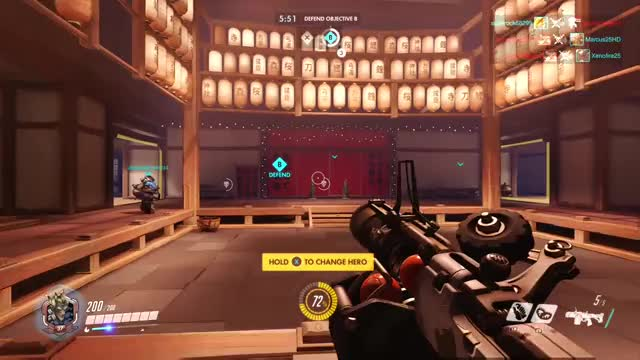 Watch and share Overwatch GIFs and Xbox One GIFs on Gfycat