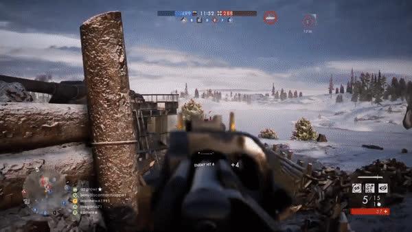 Battlefield1 Airplane Tripwire GIFs