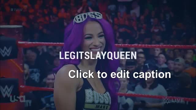 Watch SashaBanks GIF by @legitmercedes on Gfycat. Discover more related GIFs on Gfycat