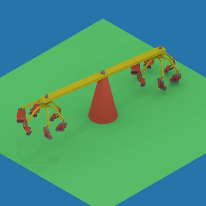 isometric, Carnival ride 1 (Danger: No safety harnesses!) (reddit) GIFs