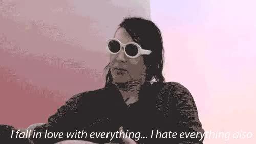 Watch Marilyn Manson GIF on Gfycat. Discover more marilyn manson GIFs on Gfycat