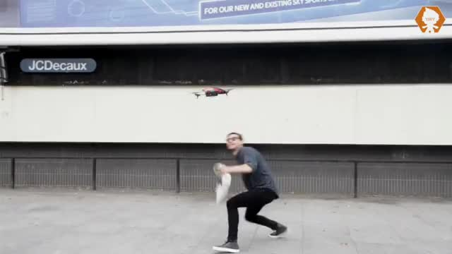 Watch and share Drone Choreography GIFs by sid on Gfycat