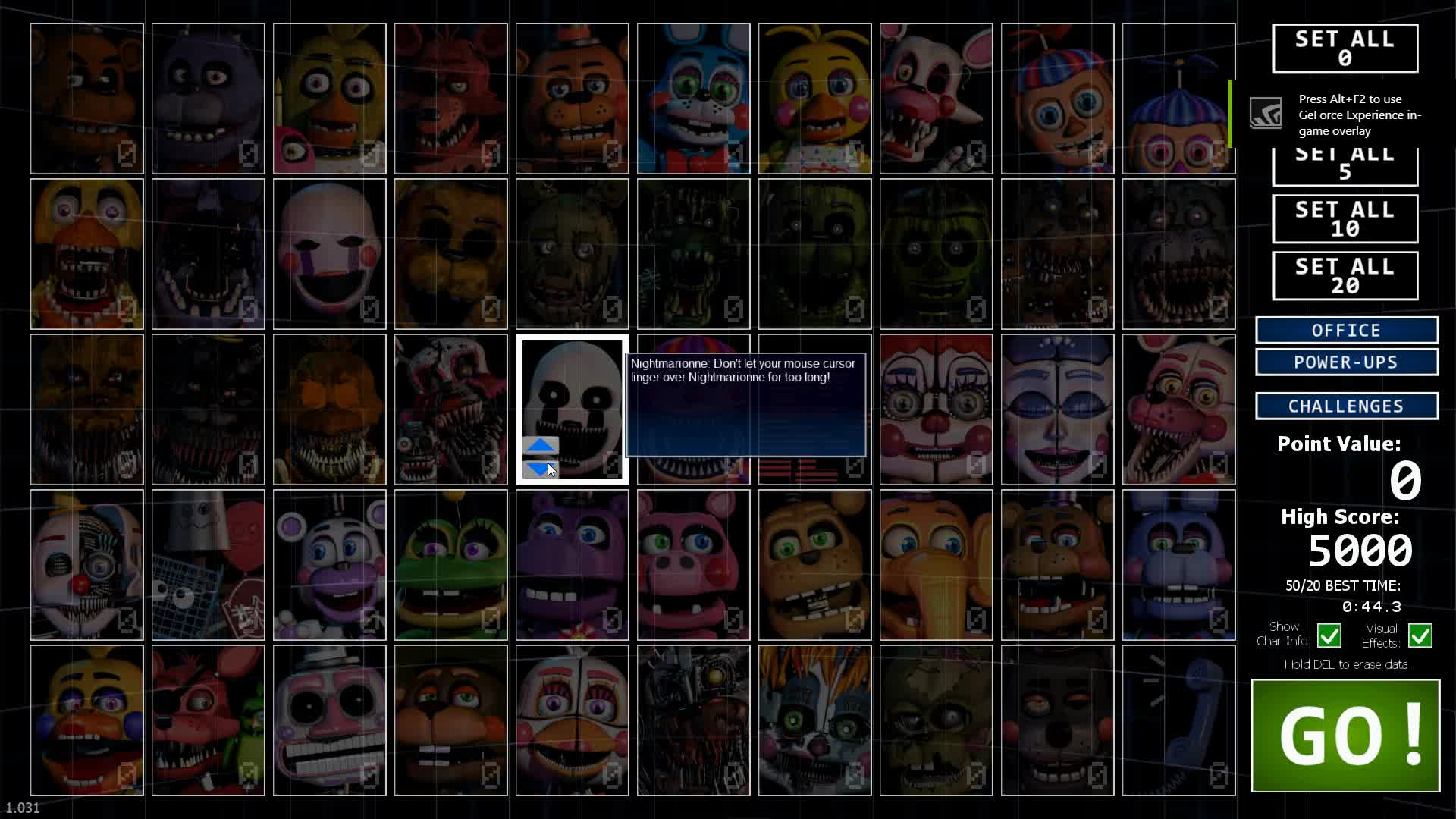 ultimatecustomnightexe, ultimate custom night.exe 2018.07.03 - 02.28.49.02 GIFs