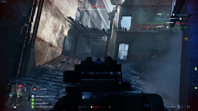 Watch Battlefield V 2019.03.08 - 20.55.02.15.DVR GIF by @ybjuarim on Gfycat. Discover more battlefieldv GIFs on Gfycat
