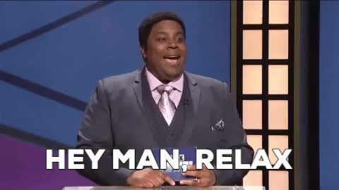 Watch and share Kenan Thompson GIFs and Chill GIFs on Gfycat
