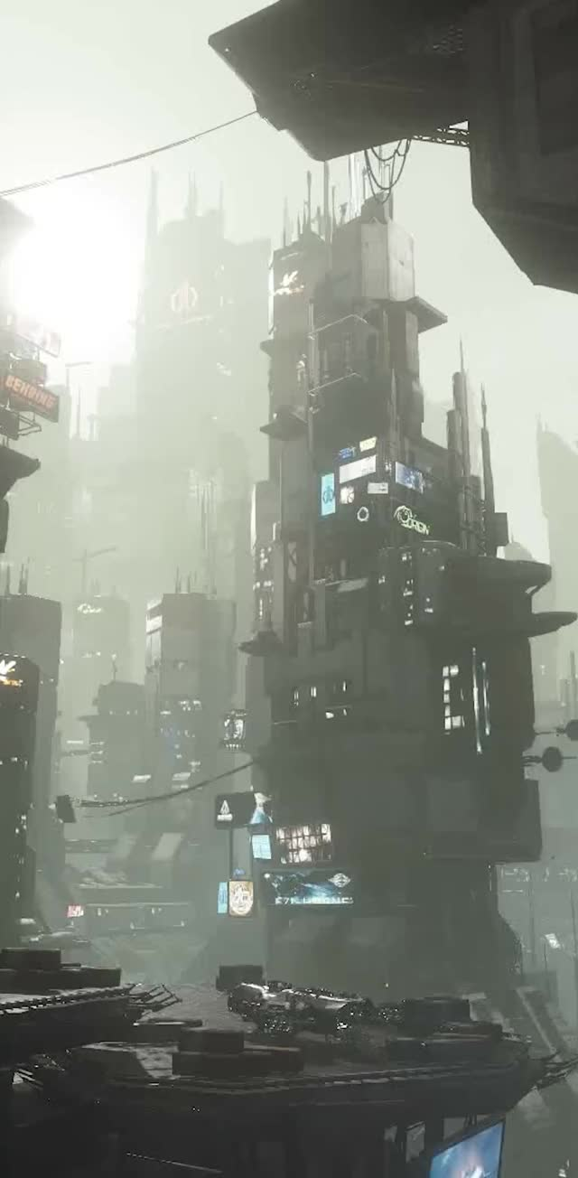Watch and share StarCitizen Phone Test GIFs by kyderra on Gfycat